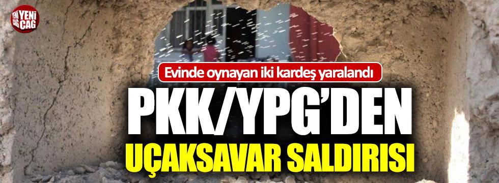 PKK/YPG'den uçaksavar saldırısı: Ceylanpınar'da iki çocuk yaralandı