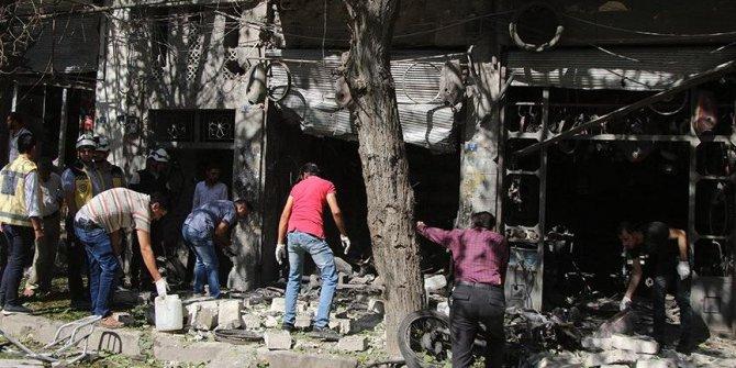 Bab'da bombalı saldırı: Yaralılar var
