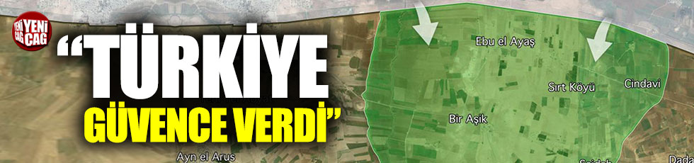 """İngiltere: """"Türkiye güvence verdi"""""""
