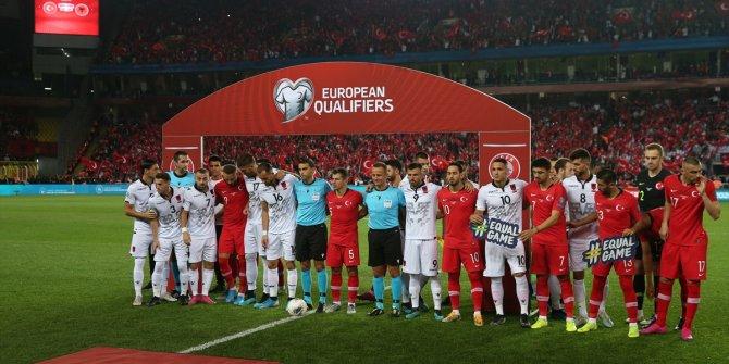 Türkiye - Arnavutluk 1-0 (Maç özeti)