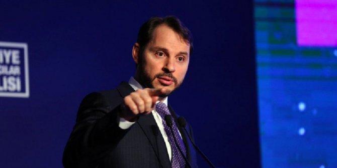 Bakan Albayrak'ı Merkez Bankası yalanladı!