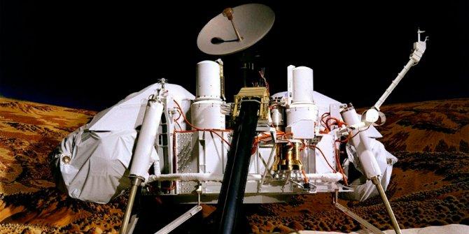 1970'lerde Mars'ta yaşam bulunmuş!