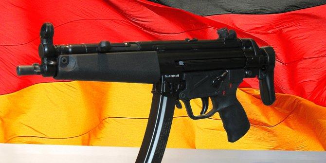 Almanya'da Türkiye'ye silah satışını durdurdu…