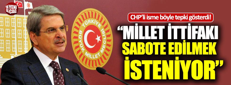İYİ Parti Çıray'dan Sezgin Tanrıkulu'na tepki!