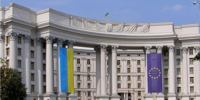 Ukrayna Dışişleri, Türk büyükelçiyi çağırdı