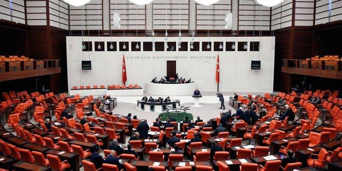 Cumhurbaşkanı Erdoğan'ın harcamaları Meclis gündeminde