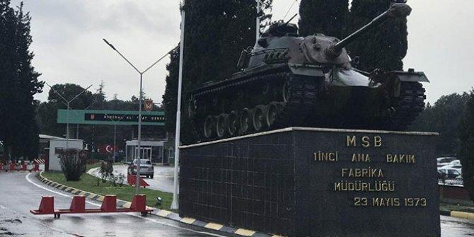 CHP, Tank Palet Fabrikası için Danıştay'a başvurdu