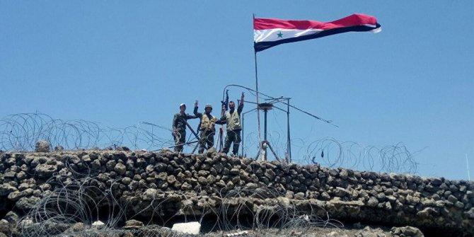 Esad rejimi Tapka'ya girdi iddiası!