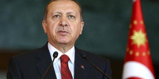 Erdoğan'dan Barış Pınarı harekatı açıklaması