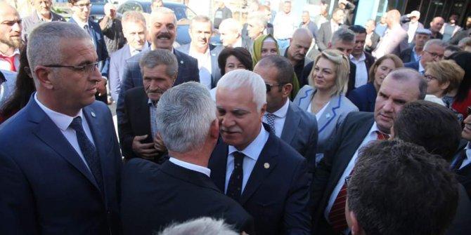 İYİ Parti'nin Kırklareli'de yeni parti binası açıldı