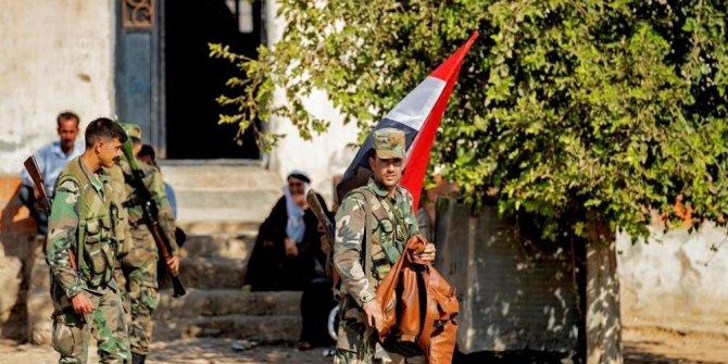 """""""Türkiye ile Suriye'nin çatışma riski düşük"""""""