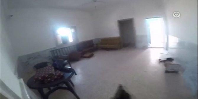 IŞİD'li teröristlerin serbest bırakıldığı hapishanenin görüntüleri ortaya çıktı!