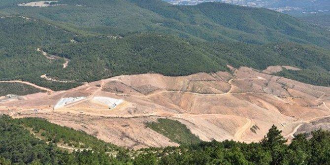 Kaz Dağları'ndan yeni gelişme: Askıya alındı