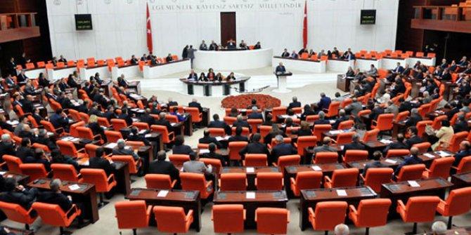 Meclis'e 'Barış Pınarı' bilgilendirmesi