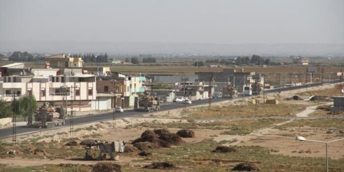 """""""Tel Abyad hatırası"""""""
