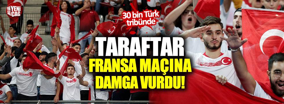 Fransa'da Türk rüzgarı: Traftardan müthiş destek