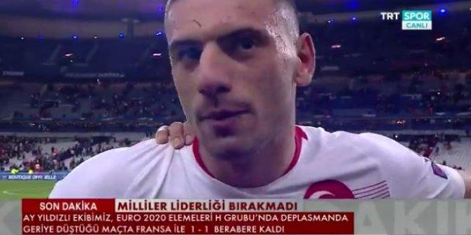 """Merih Demiral """"Ne mutlu Türk'üm diyene"""""""