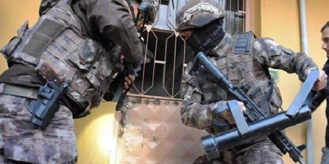 Barış Pınarı Harekatı paylaşımına 10 gözaltı