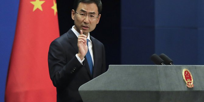 Çin'den Türkiye'ye skandal çağrı