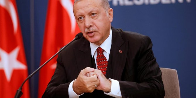 """Erdoğan: """"Döviz baskısını azaltacak önlemleri almalıyız"""""""