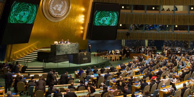 BM'den skandal Türkiye açıklaması