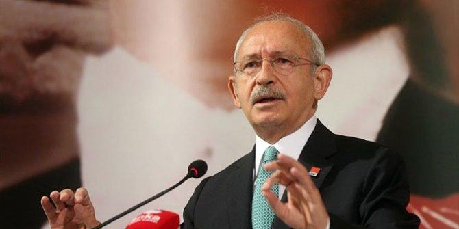 """Kılıçdaroğlu: """"Kralı ölünce yas ilan ettiğimiz Suudi Arabistan bizi kınıyor"""""""