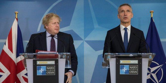 Johnson ve Stoltenberg'den Türkiye açıklaması