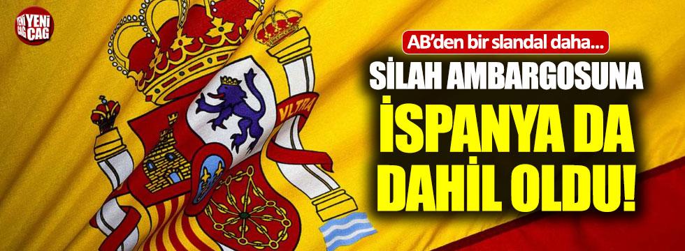 İspanya'dan Türkiye hamlesi: Silah satışını askıya aldı