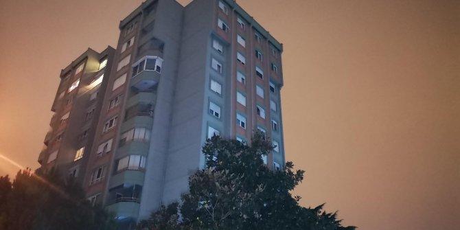 8. kattan düşen kadın doktor ağır yaralandı