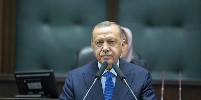 """Erdoğan'dan AKP'li vekillere: """"Sizi bahçeden toplamayalım"""""""