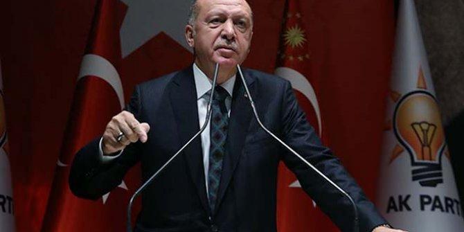 Erdoğan'dan ABD'ye ziyaret açıklaması