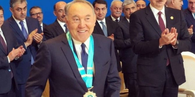 Nazarbayev'den dikkat çeken mesaj