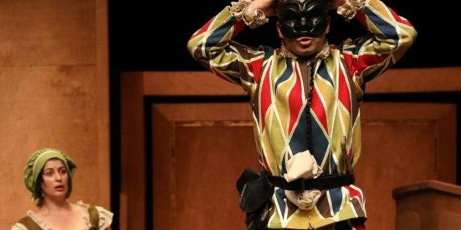 Şehir Tiyatroları'nın yeni oyunu bugün sahnede