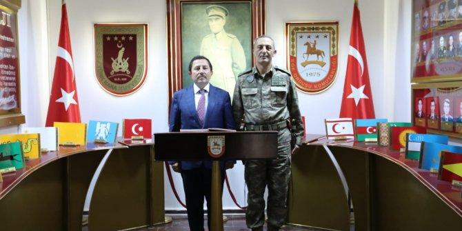 Kumpas mağduru İdris Acartürk Barış Pınarı Harekatı'nda