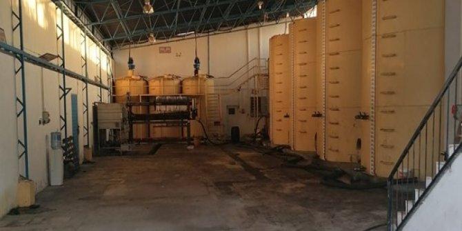 İzmir'de 109 ton kaçak akaryakıt ele geçirildi