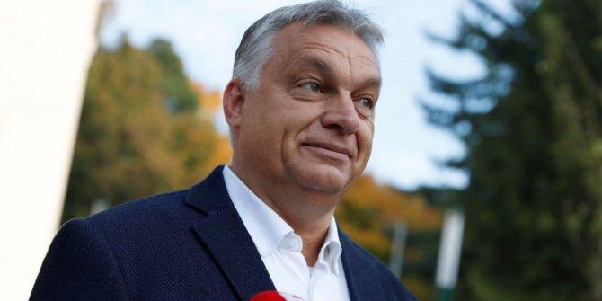Orban'dan sığınmacı açıklaması