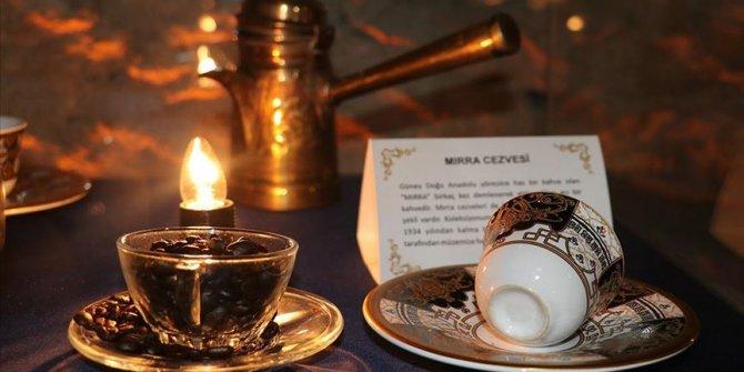 """""""Türk kahvesinin 500 yıllık öyküsünü anlatıyoruz"""""""