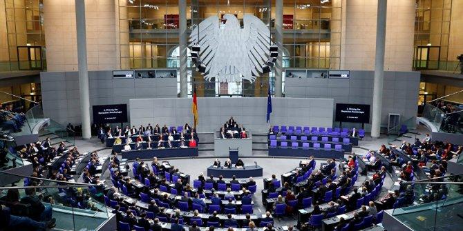 Alman meclisinde Türkiye tartışması