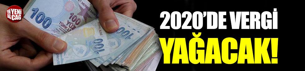 2020'de vergi yağacak
