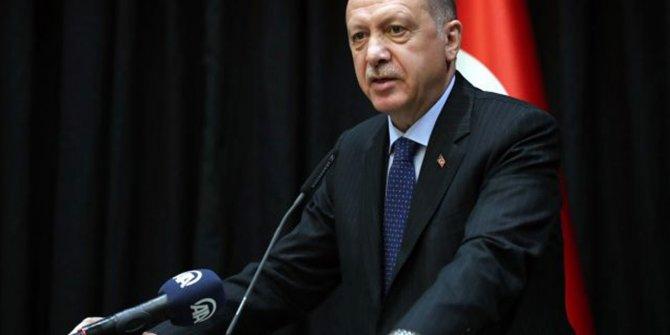 """Erdoğan: """"Sayın Trump sağ olsun heyetler gönderdiler"""""""