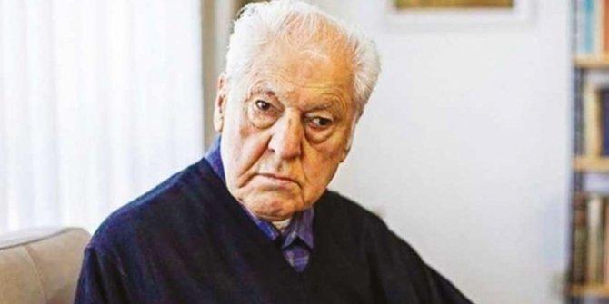 Yazar Nuri Pakdil hayatını kaybetti
