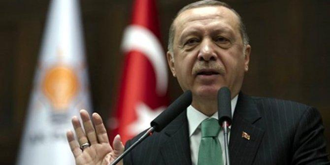 Erdoğan'dan Trump açıklaması