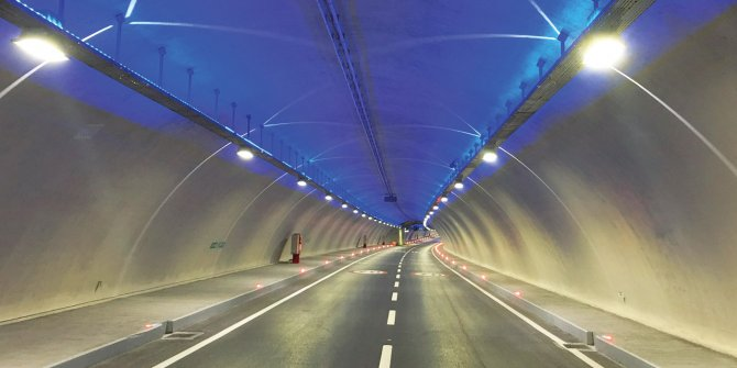 Avrasya Tüneli'nde uygulanan 4 kat ceza