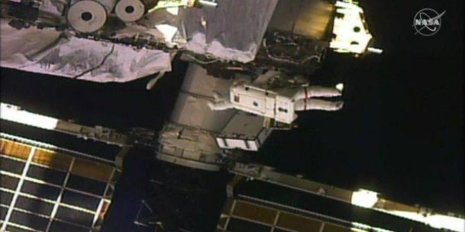 Kadın astronotlar böyle tarihe geçti