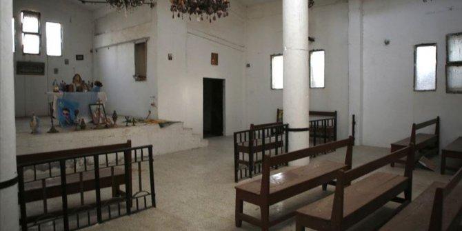 PKK, Ermeni kilisesini karargah olarak kullanmış
