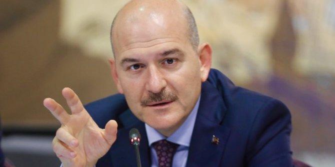 """Süleyman Soylu: """"Terörle mücadele devam edecek"""""""