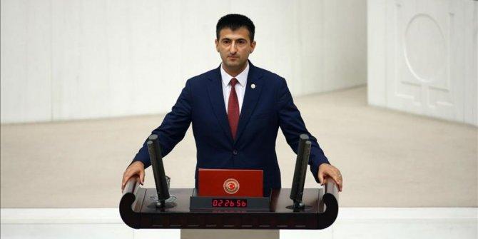 CHP'li Mehmet Ali Çelebi'nin konuşması gündem oldu