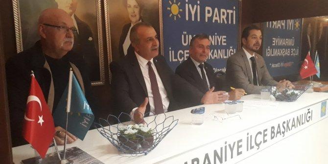İYİ Partili Çelik istişare toplantısına katıldı