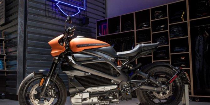 Harley-Davidson LiveWire'in üretimine yeniden başladı