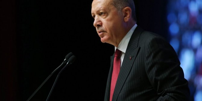 """Erdoğan: """"120 saat bittiğinde harekat devam eder"""""""